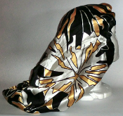 Charmeuse Silk Sleep Cap (011569) 18""